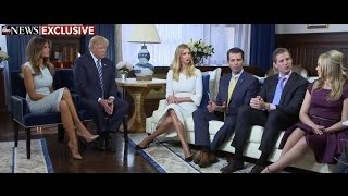 Trump Family on Effects of Election
