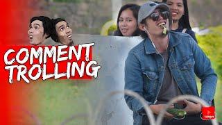 Kumain Ng Ampalaya Sa Harapan Ng Mag Jowa | Comment Trolling