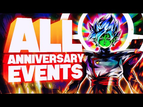 10,000 FREE CHANCE TIME CHRONO CRYSTALS!? ALL EVENTS EXPLAINED! Dragon Ball Legends