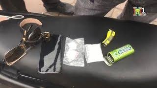 Phát hiện 5 túi hàng đá giấu trong người tại chốt 141, Nguyễn Phong Sắc - Cầu Giấy | Nhật ký 141