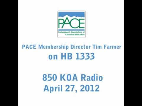 PACE on HB 1333 4/27/12