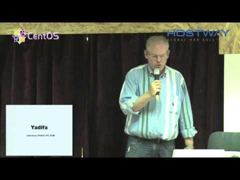 Jan Piet Mens DNS Servers on CentOS