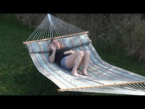 How to Make a Sunbrella Fabric Hammock