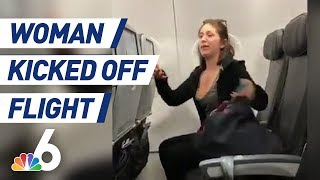 Disruptive Passenger Arrested for Battery After Being Kicked Off Flight at Fort Lauderdale Airport