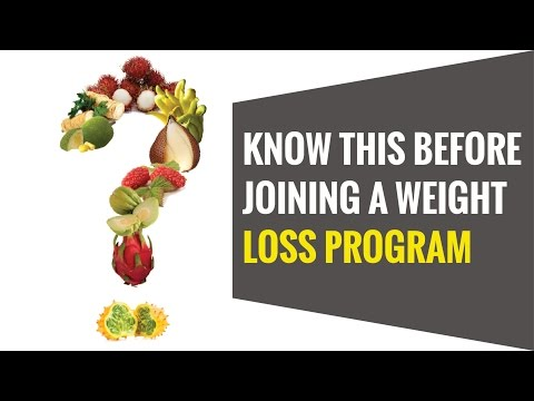 5 Questions to Ask Before Joining a Weight Loss Program | Truweight