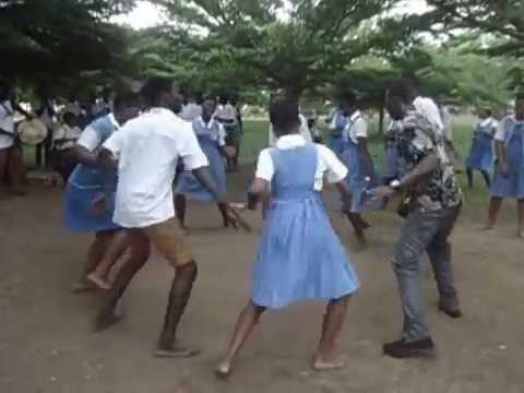 """Fume Fume "" Dance (Greater Accra)"