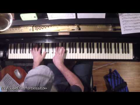 Mitch Forman - Jazz Piano Masterclass