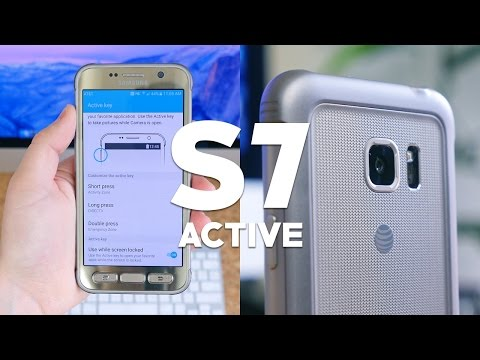 Samsung Galaxy S7 Active Reviews, Specs & Price Compare