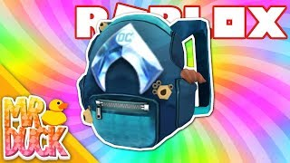 HOW TO GET AQUAMAN BACKPACK - ROBLOX AQUAMAN EVENT [ENDED]