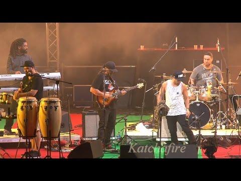 KATCHAFIRE ( NZ )- Live @ Ostróda Reggae Festival 2016