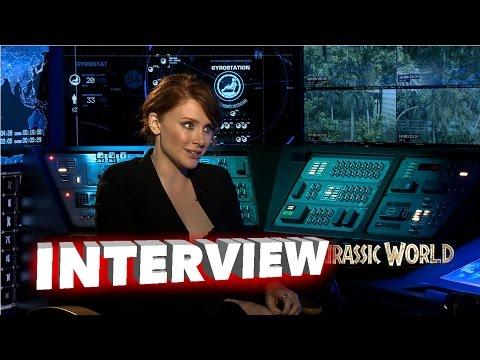 Jurassic World: Bryce Dallas Howard Exclusive Interview