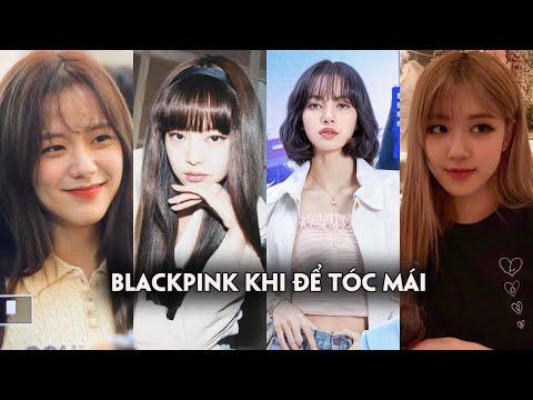 So kè nhan sắc của 4 nàng BlackPink khi để tóc mái