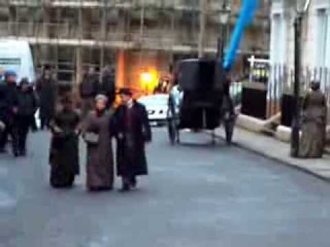 Doctor Who filming Series 8