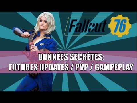 FALLOUT 76: DONNÉES SECRÈTES SUR LES FUTURES UPDATES / PVP / GAMEPLAY / QUÊTES thumbnail