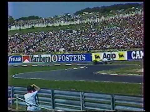 Forma-1 1991 - Magyar Nagydíj, Hungaroring