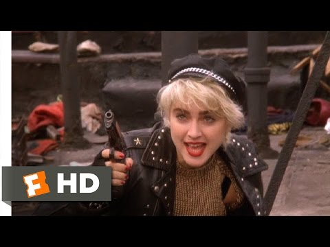 Who's That Girl (1987) - Are You the Anti-Christ? Scene (3/10)   Movieclips