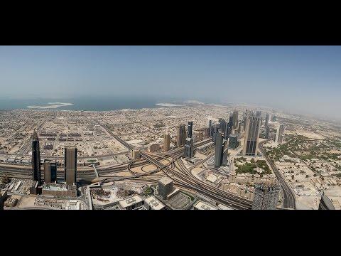 Dubai Metro Construction & Tourist Attractions