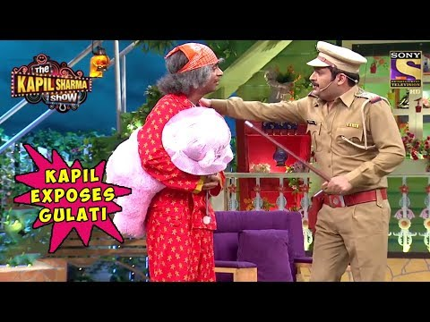 Kapil Exposes Poor Dr. Gulati – The Kapil Sharma Show