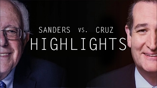 536: Highlights from the Cruz/Sanders Debate