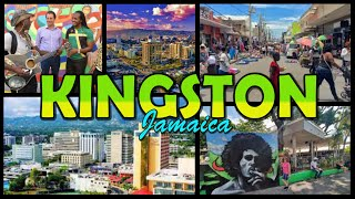 KINGSTON - Jamaica 4K