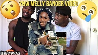 YNW Melly - Murder On My Mind [Official Video] Reaction