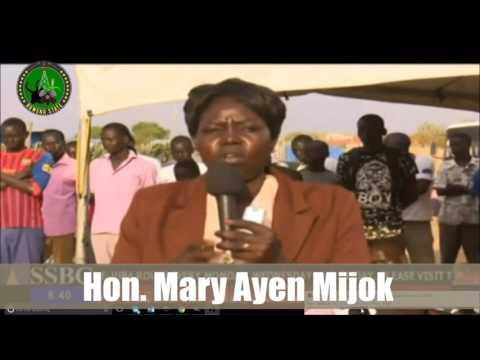 South Sudan news -Ruweng