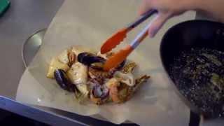 Морепродукты от шеф-повара