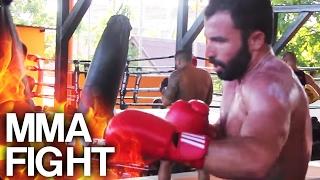 THAILAND MUAY THAI AND MMA FIGHT ( Turabi Çamkıran )
