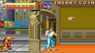 Arcade Longplay [415] Final Fight
