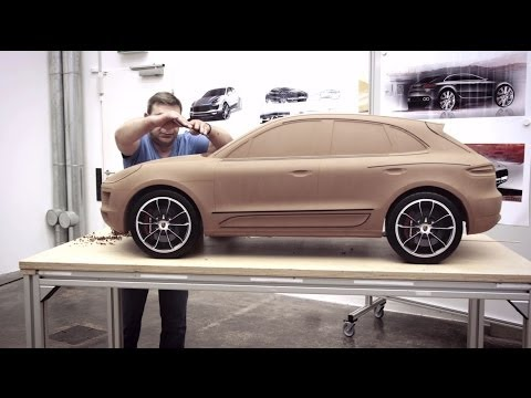 Porsche Details the Inspirations for the Macan's Design