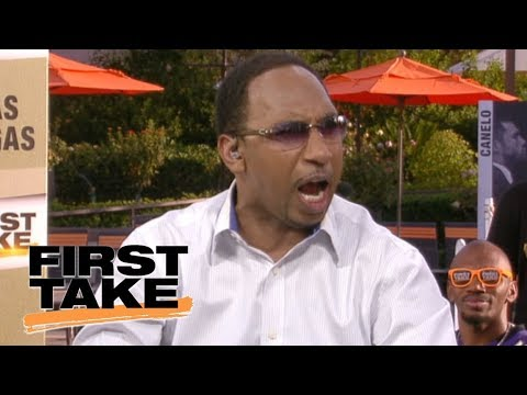 Stephen A. Smith goes berserk discussing Marvin Lewis | First Take | ESPN