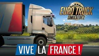 Euro Truck Simulator 2 – Vive la France! (PC) PL DIGITAL