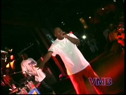 "Keith Murray performs ""I Shot Ya"" on Video Music Box(Throwback)"