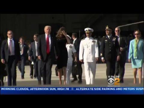 Trump to mark Memorial Day with Arlington visit