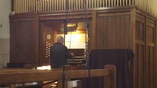Toccata on `Amazing Grace` - J.Christopher Pardini
