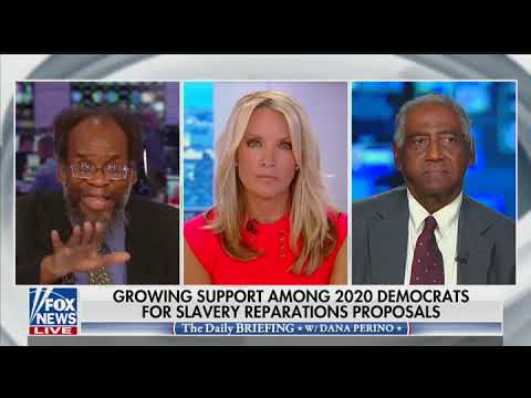 Former NAACP Assistant Director Accuses Democrats Of 'Pandering To Black Voters' On Reparations
