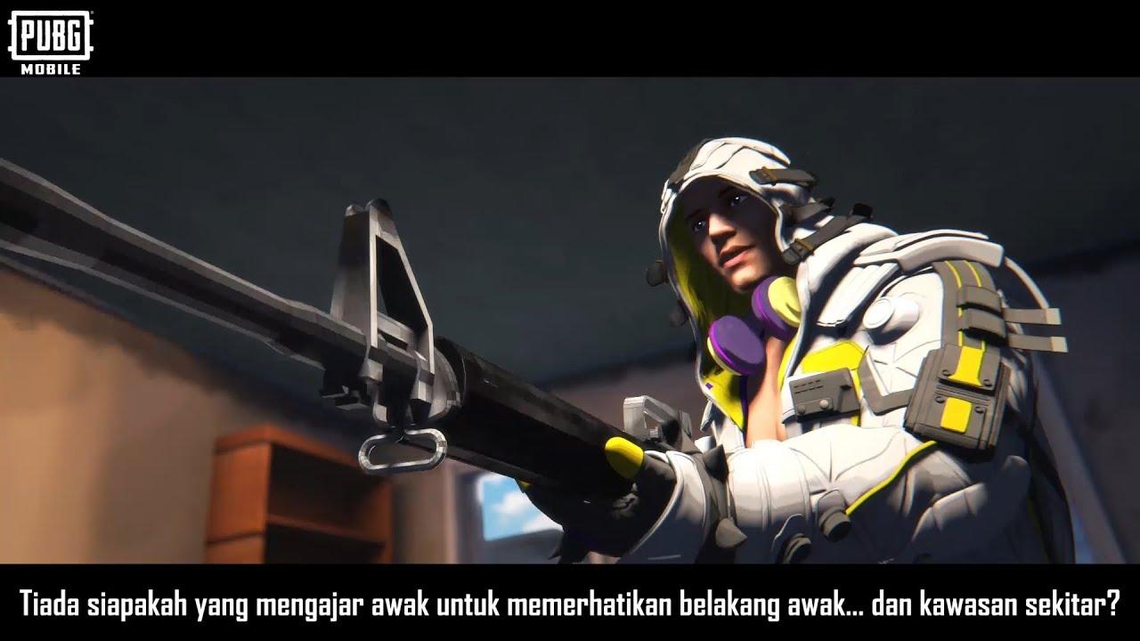 Ninja VS Afro? 😱 | PUBG MOBILE MALAYSIA