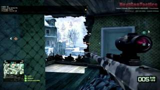 Battlefield 3: Clunky? or CoD Tight: BFBC2 Sniper Gameplay by Matimi0