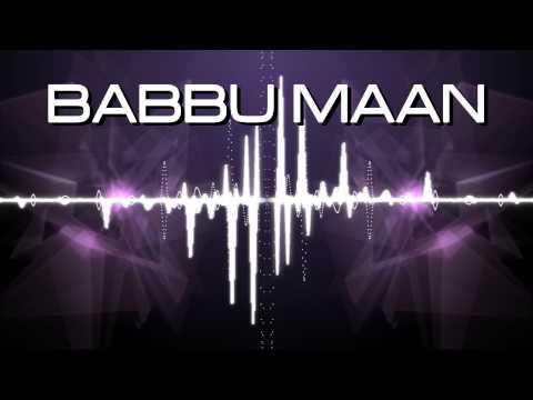 Instrumental teaser of Babbu Maan's new song from album