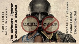 UFC TUF Tournament of Champions Care/Don't Care Preview