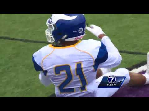 Highlights: Omaha North lights up scoreboard with 62-0 win over Omaha Central