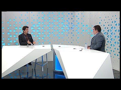 Отворено студио - Интервју со д-р. Жан Митрев