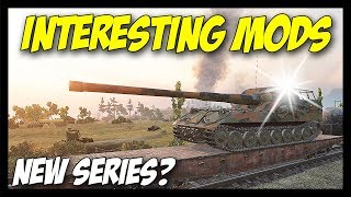 ► Interesting Mods #1 - Battle Hits & Hangar Manager - World of Tanks [NEW SERIES?]