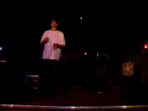 Jason Crane - second song - Karaoke Idol - July 30, 2009