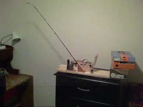 The Automatic Fish Catching Device
