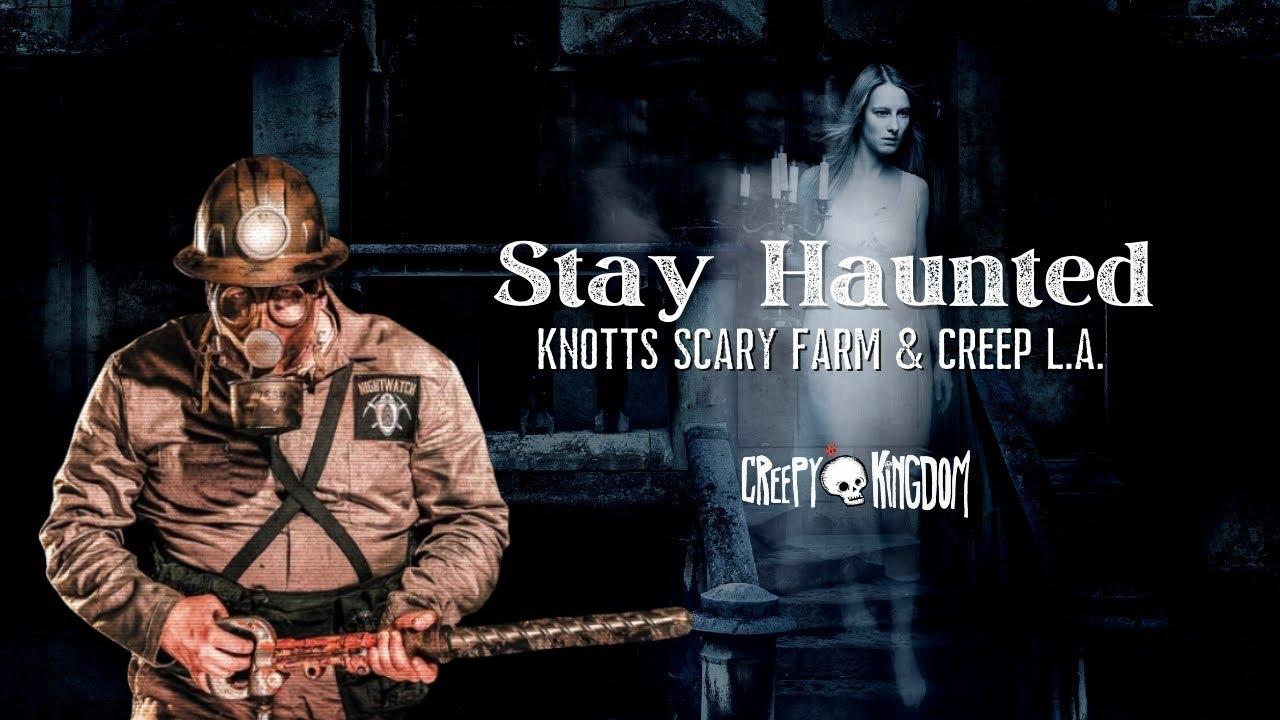 Knott's Scary Farm & Creep L.A. Review - Stay Haunted Podcast