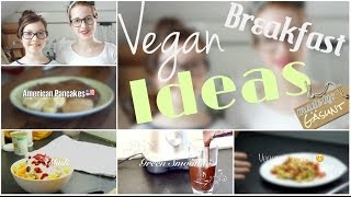 Vegan Breakfast Ideas | Recipes+english Subtitles