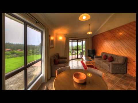 Whispering Pines Cottages - Norfolk Island presented by Peter Bellingham Photography