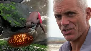 The World's Most Extreme Fishermen - River Monsters