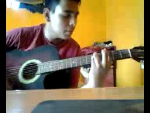Guitar Cover Jeene Laga Hoon Atif Aslam {Very Easy Lesson}